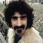 Frank Zappa, photo by Roelof Kiers