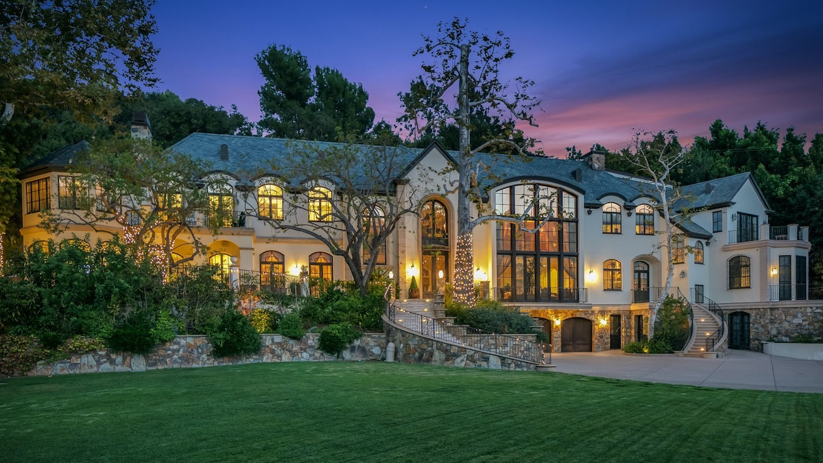 Gene Simmons Mansion