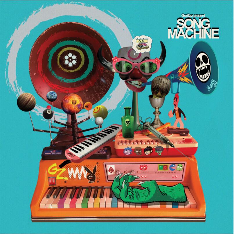 Gorillaz - The Song Machine