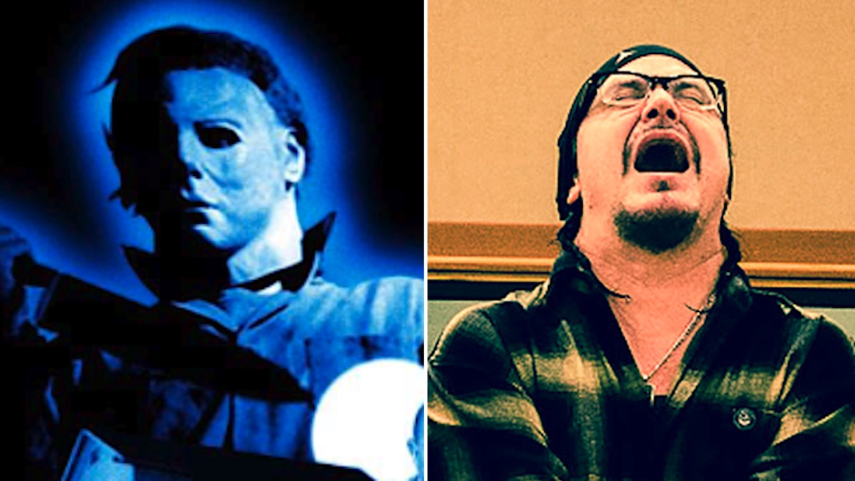 "Mike Patton: John Carpenter's Halloween ""made me not want to trick or treat when I was a kid"""