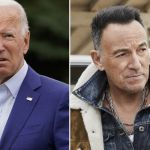 Joe Biden / Bruce Springsteen