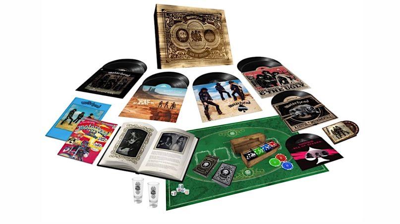 Motorhead Super Deluxe Ace of Spades Box Set