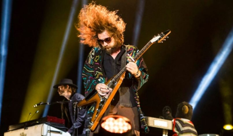 My Morning Jacket new live albums 2005 album 2006 Bandcamp 2015, photo by Philip Cosores