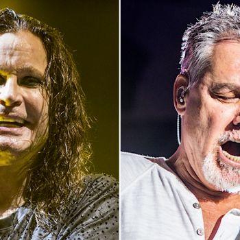 Ozzy Osbourne Eddie Van Halen phone call
