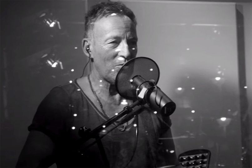 Springsteen Letter for You Documentary