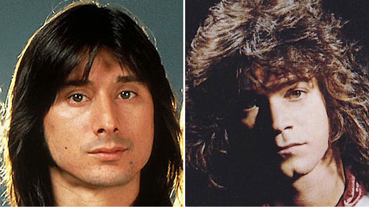 Steve Perry: Eddie Van Halen approached me after David Lee Roth left Van Halen