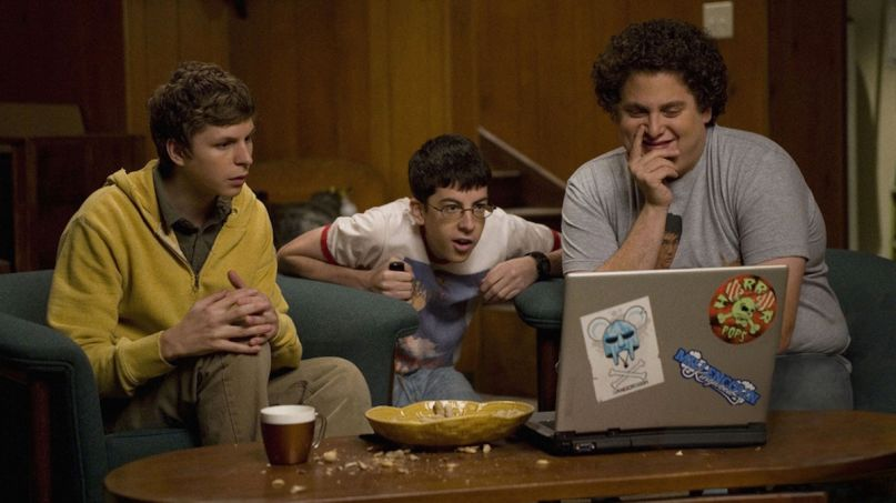 Superbad reunion livestream cast reunite watch party stream (Columbia)