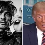 Tommy Lee Donald Trump leave US