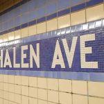 Van Halen Avenue NYC Subway