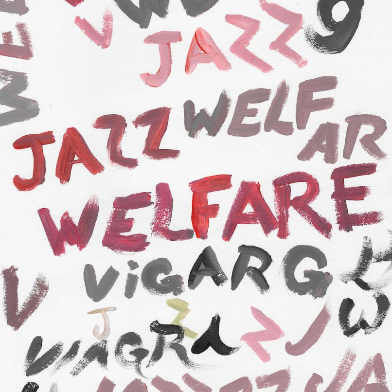 Welfare Jazz by Viagra Boys album artwork cover art