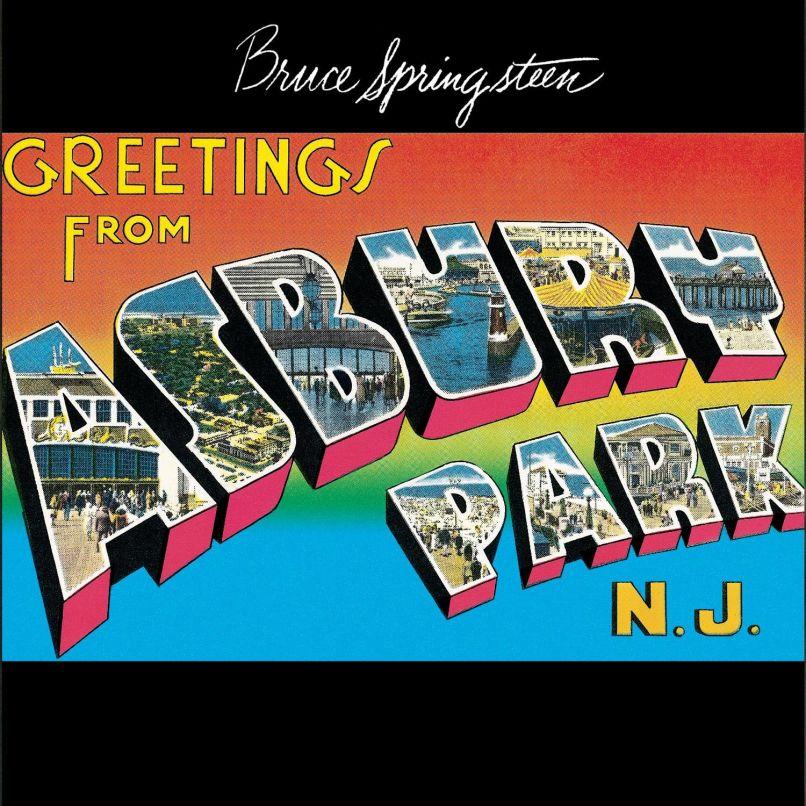 Bruce Springsteen - Greetings from Asbury Park