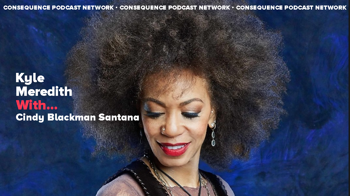 "Cindy Blackman Santana: ""Drums Drive Everything, But They Have to Be Musical"""