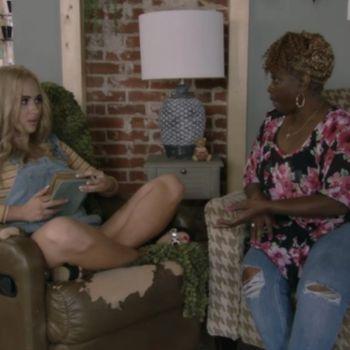 borat 2 subsequent moviefilm Jeanise Jones babysitter fundraiser gofundme