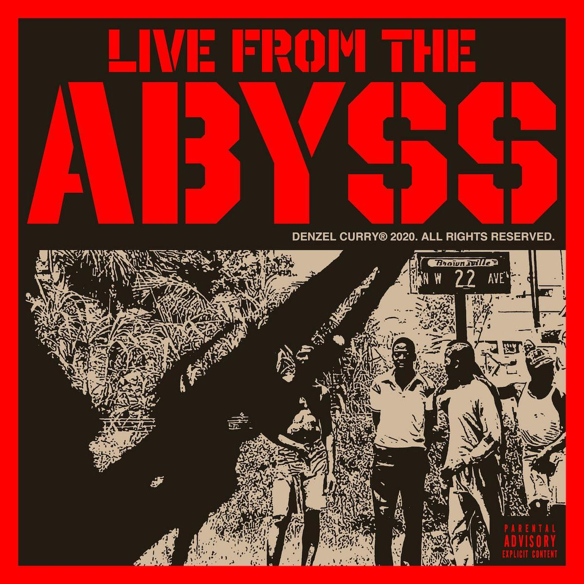denzel curry live from the abyss Denzel Curry Unleashes Furious New Song Live from the Abyss: Stream