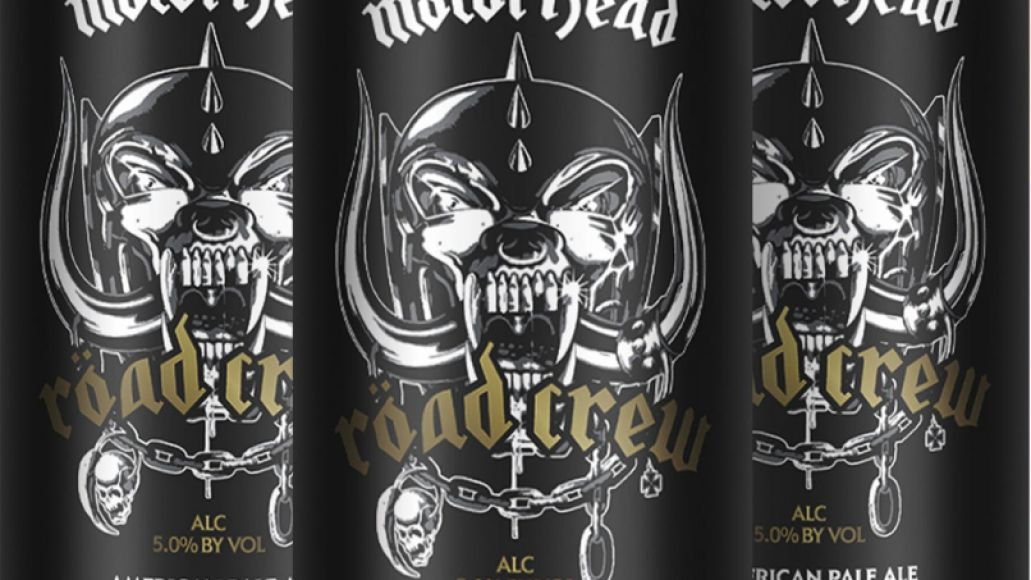 df1f1ced 5b8c 42f8 b7fb 653b59568b0e Motorhead RoadCrew Motörheads Röad Crew Craft Beer Comes to America for Ace of Spades 40th Anniversary