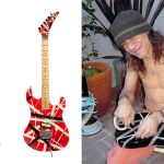 Eddie Van Halen Guitar Auction