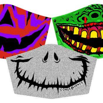 Halloween Face Masks