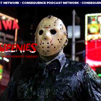 Halloweenies - Friday the 13th - Jason Takes Manhattan