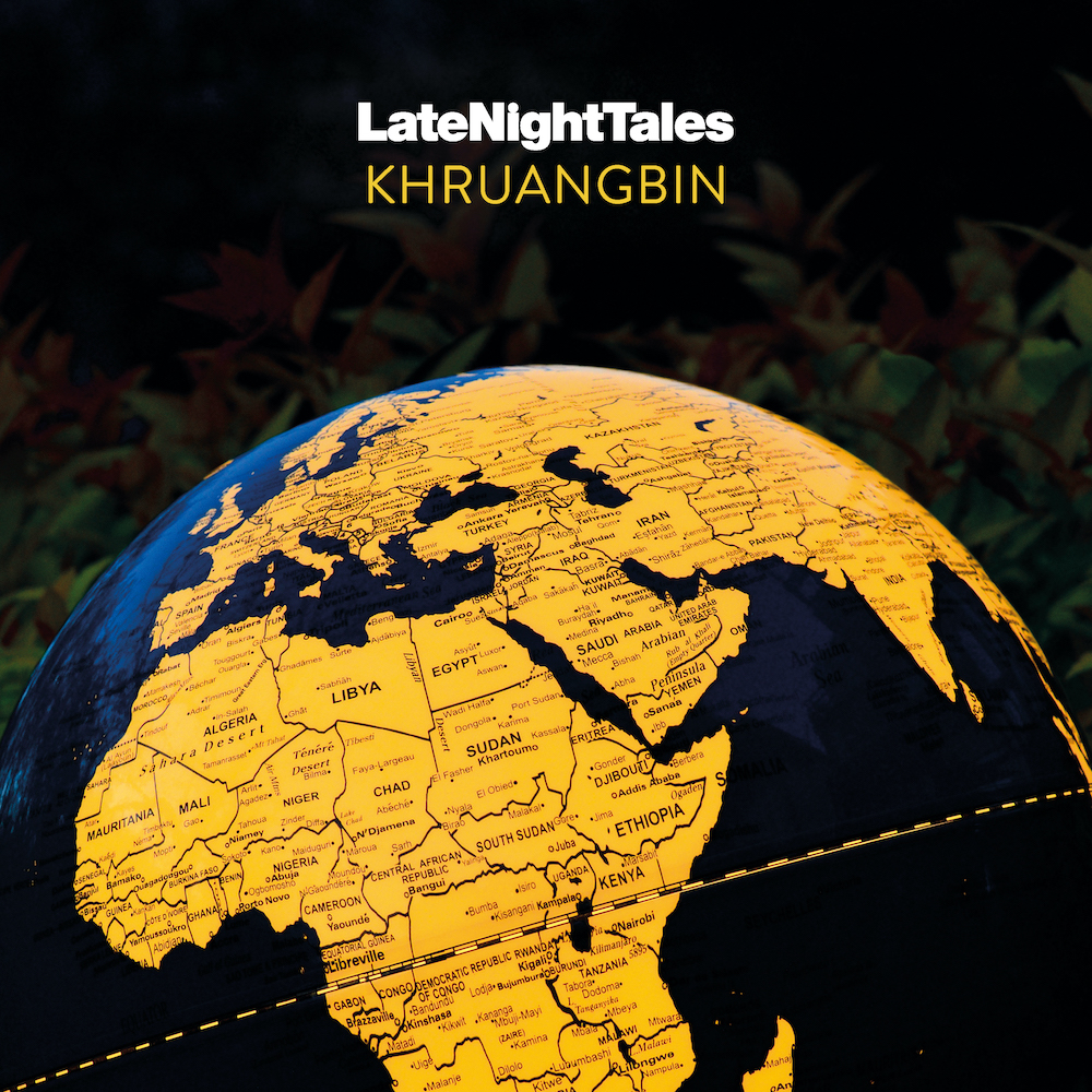 khruangbin late night tales album art cover Khruangbin Announce Late Night Tales Compilation, Cover Kool & The Gang: Stream