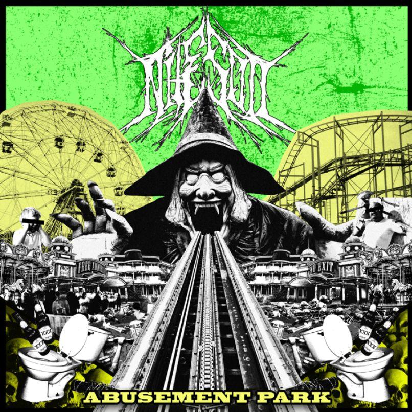 nitesoil Nitesoil Premiere New Song The Abusement Park Featuring The Black Dahlia Murders Trevor Strnad: Stream