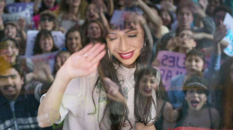 Netflix's Selena Quintanilla Series Gets First Trailer: Watch