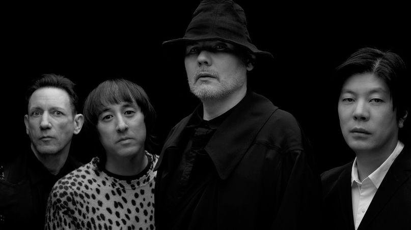"The Smashing Pumpkins Share New Songs ""Ano Satana"" and ""Birch Grove"": Stream"