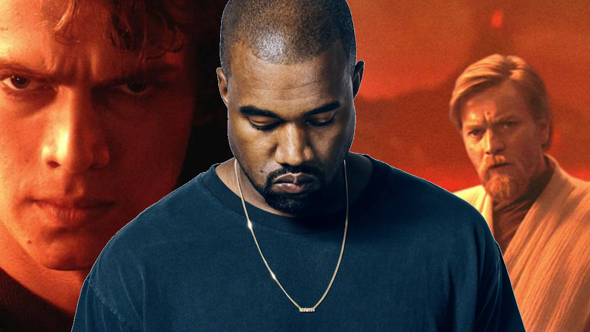 Of course Kanye West prefers the Star Wars prequels to the sequels