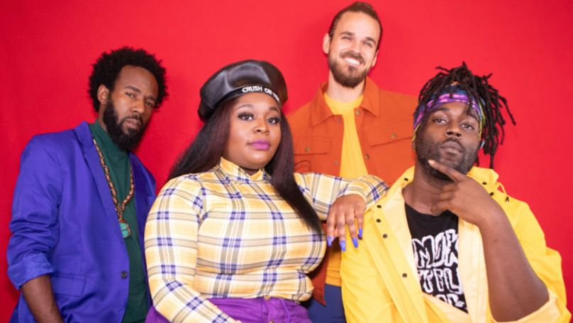 tank and the bangas friend goals ep self care song stream