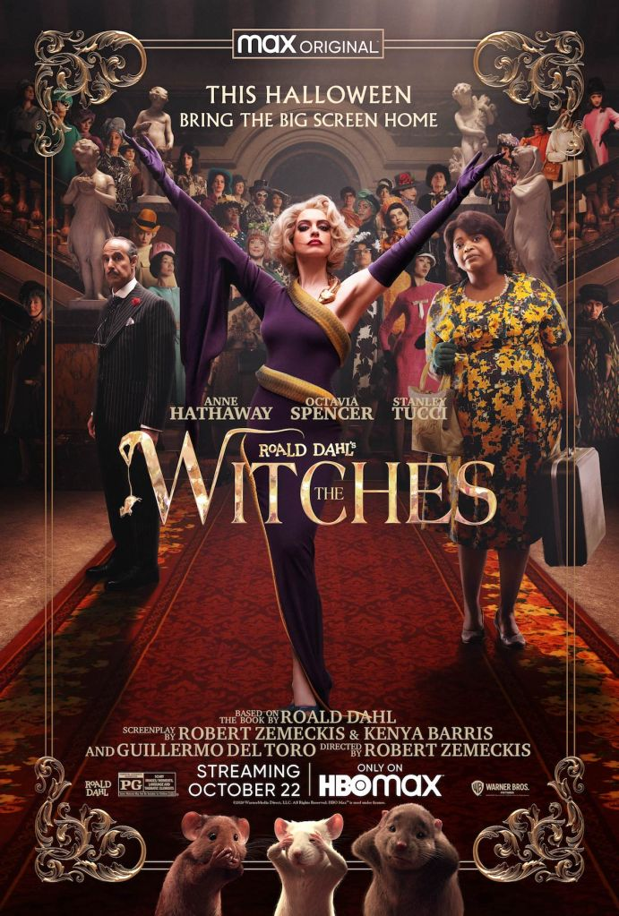 the witches The Witches Heading to HBO Max Before Halloween