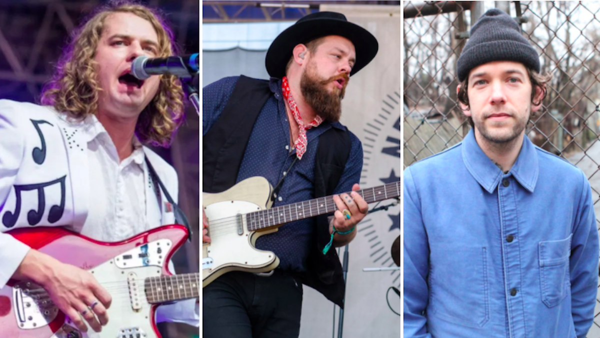 "Nathaniel Rateliff covers Leonard Cohen's ""There Is a War"" with Kevin Morby and Sam Cohen: Stream"