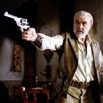 Sean Connery League of Extraordinary Gentlemen