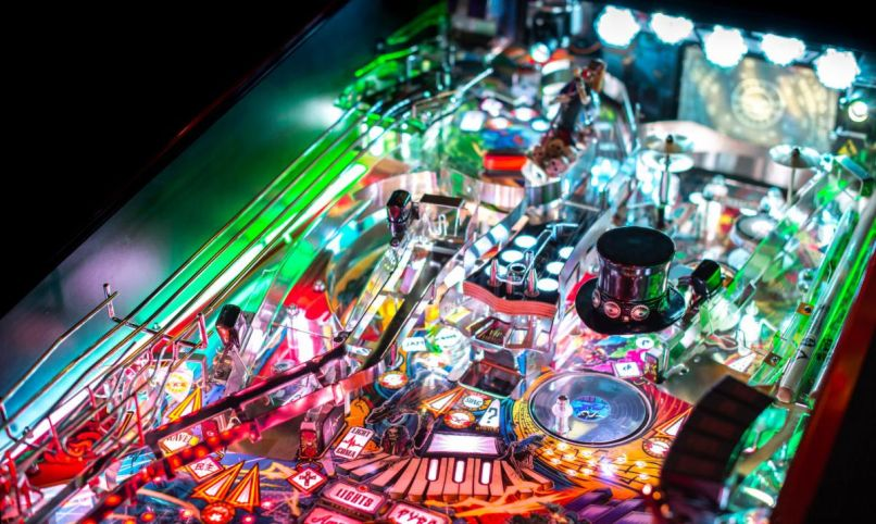 unnamed 5 Guns N Roses Unveil Not in This Lifetime Pinball Machines