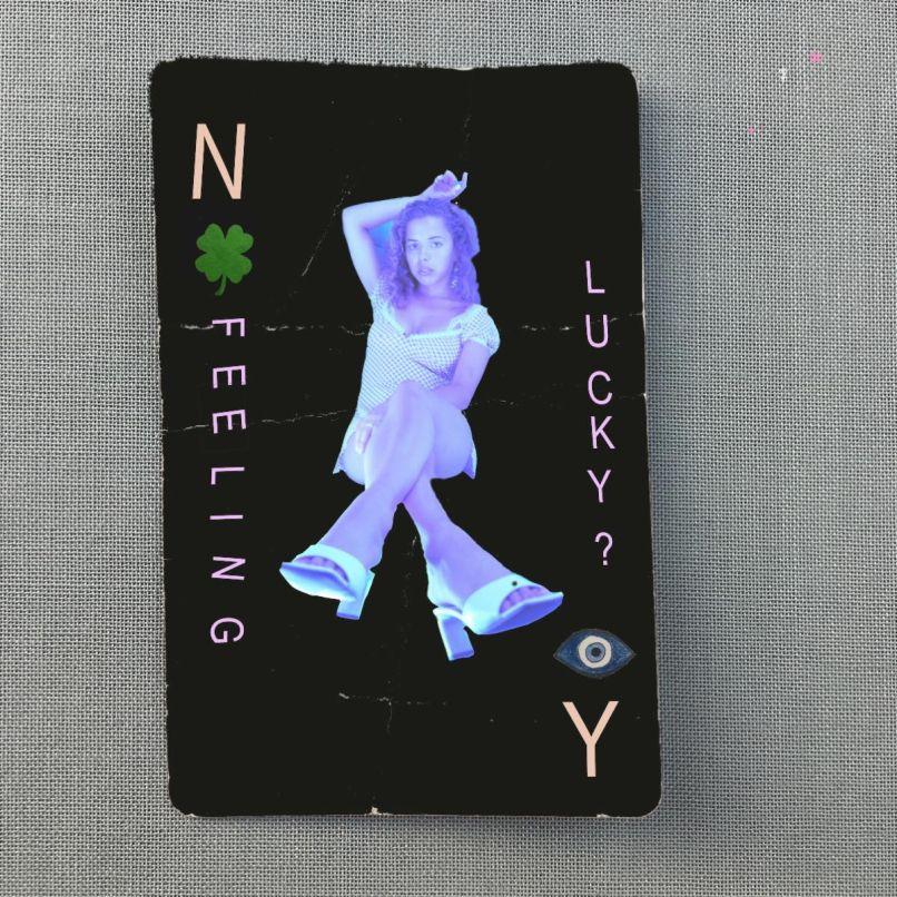 unnamed 7 1 Nilüfer Yanya Announces New EP Feeling Lucky?, Drops Crash: Stream