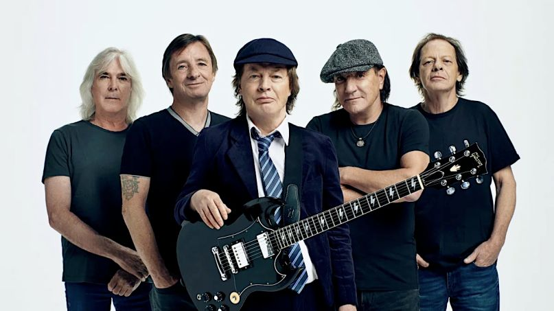 AC/DC new song Realize