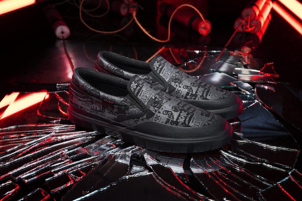 AC/DC DC Shoes