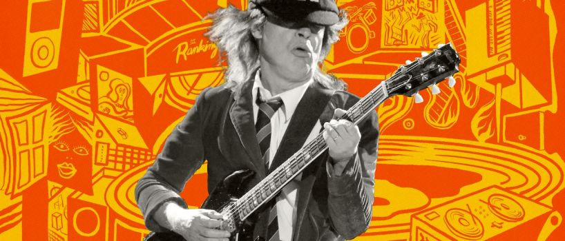 AC/DC Albums Ranked