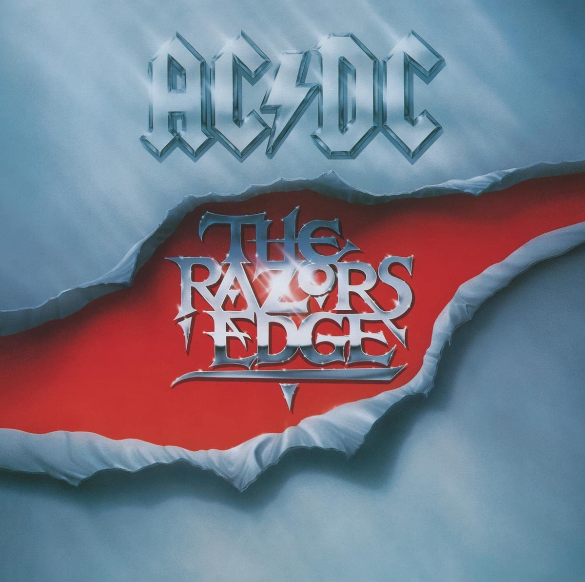 AC/DC The Razors Edge