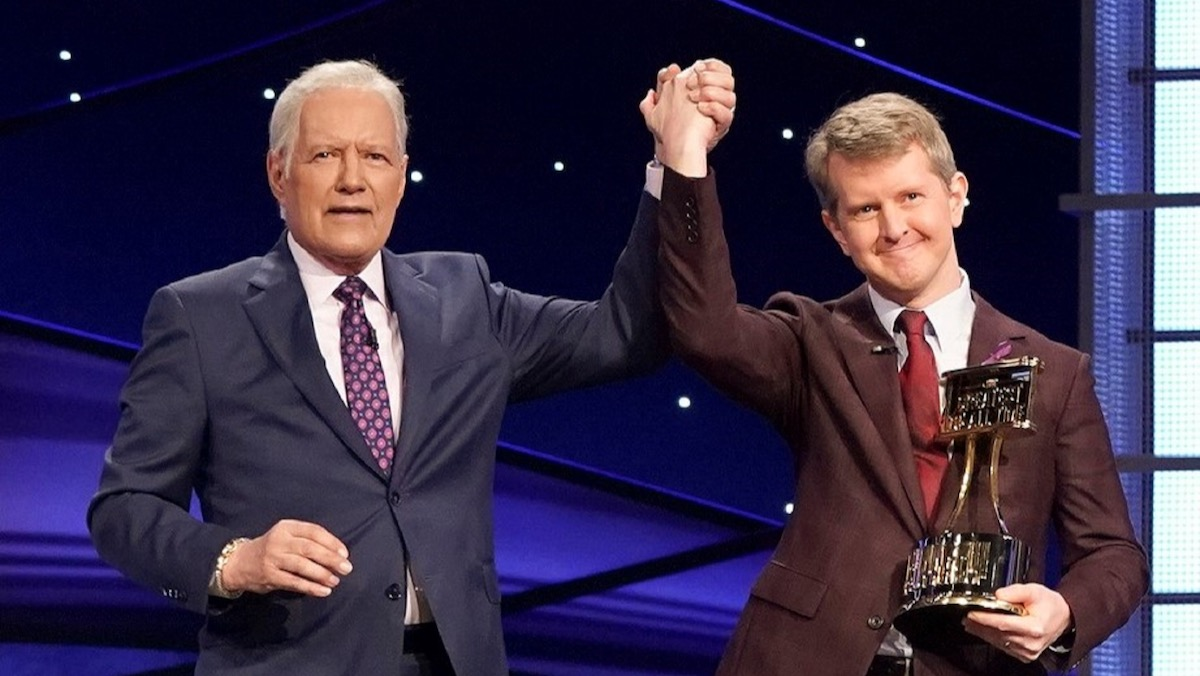 Ken Jennings named interim host of Jeopardy!