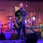 Corey Taylor social distant concert