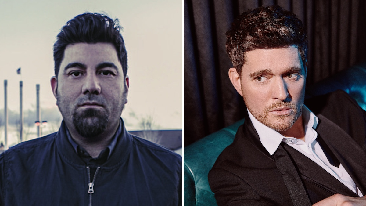 "Michael Bublé is ""absolutely loving"" Deftones' new album Ohms"