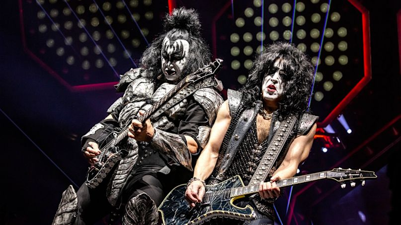 KISS New Year's Eve Livestream