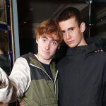 Sonny Starkey and Gene Gallagher, photo via Getty