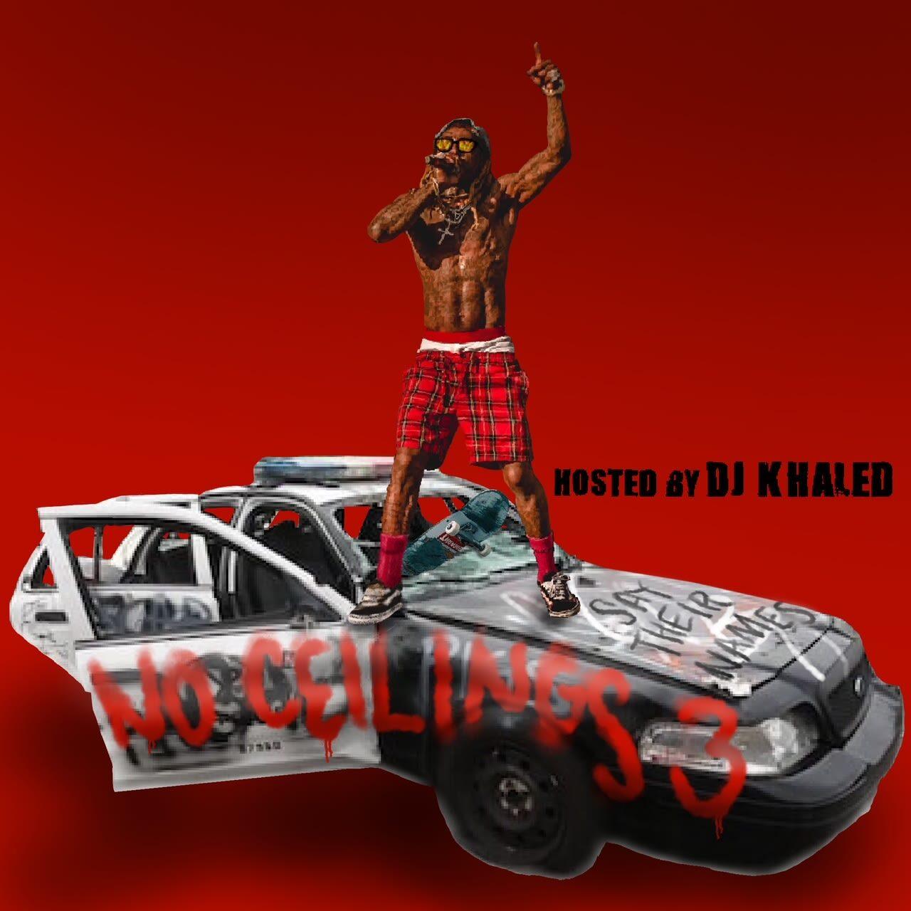 Lil Wayne No Ceilings artwork 2