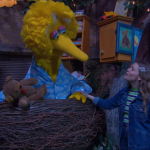 "Maggie Rogers Performs ""It's Nighttime"" On Sesame Street"