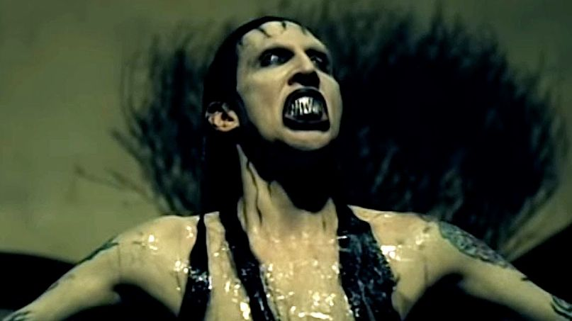 Marilyn Manson Holy Wood anniversary