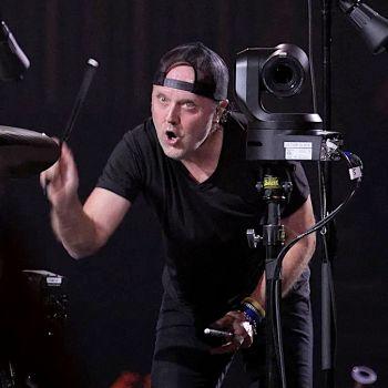 Metallica Lars Ulrich concerts return