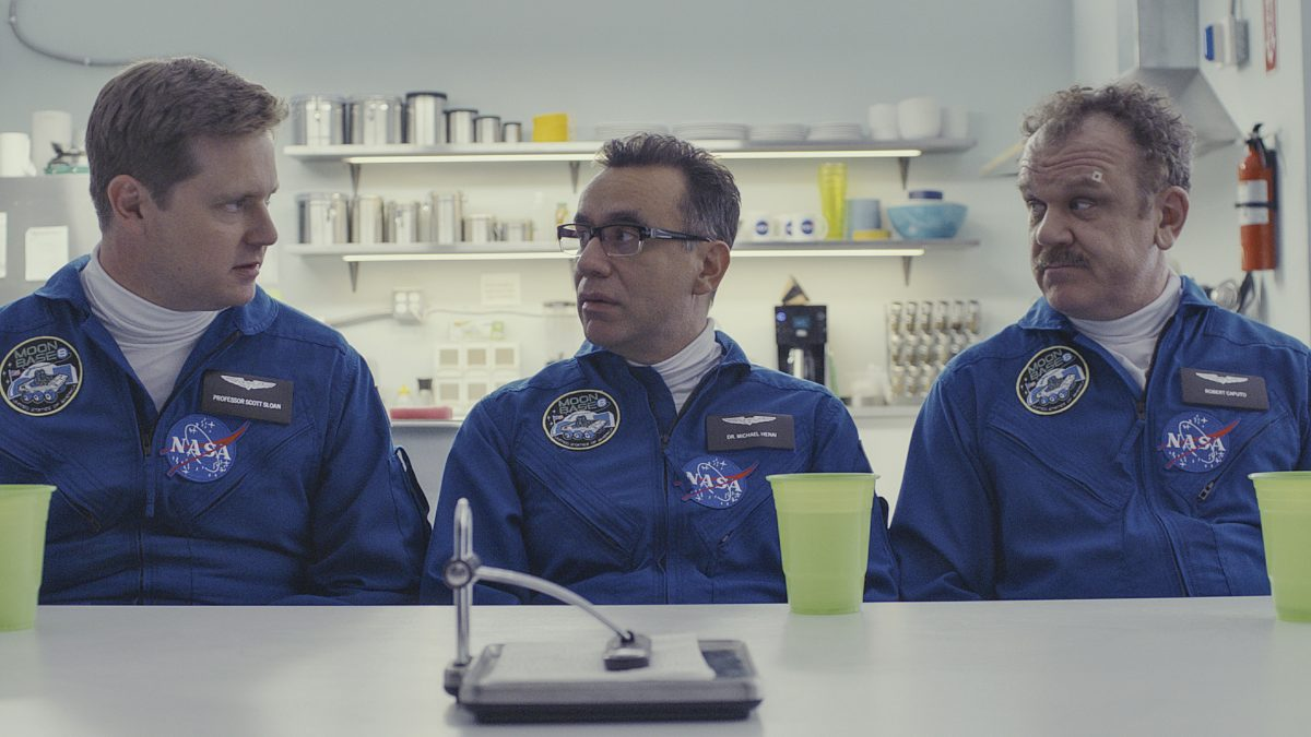 Moonbase 8 is a charming but weightless astronaut comedy: Review