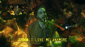 """Oneohtrix Point Never Performs """"I Don't Love Me Anymore"""" On Fallon"""