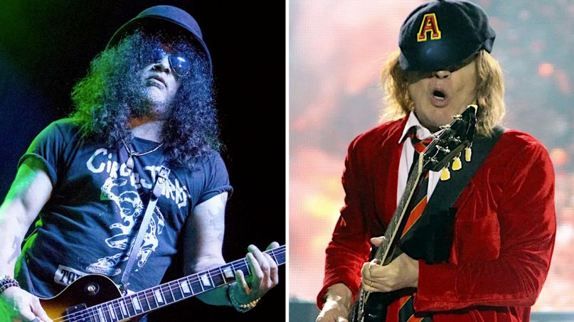 Slash AC/DC album great