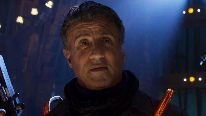 Sylvester Stallone suicide squad james gunn